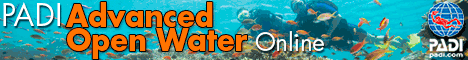 Start Advanced Scuba Diver Now with E-Learning