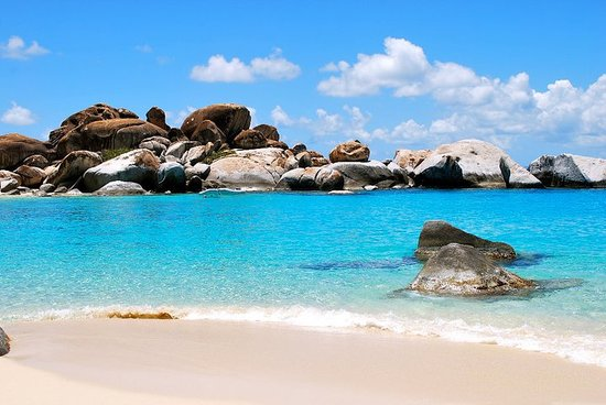 The Baths is one of the sites we will visit during the week long trip to the BVI British Virgin Islands with Nautilus Aquatics