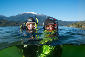 Discover Altitude Diving with Nautilus Aquatics, Altitude Diver