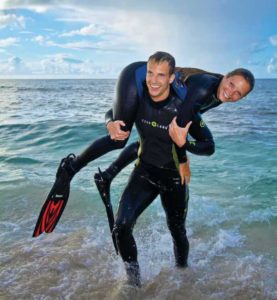 Learn to Save a Life with the Ultimate Rescue Diver course with Nautilus Aquatics