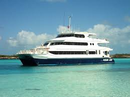 Aqua Cat liveaboard in the Bahamas