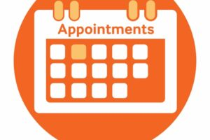 Appointment Calendar at Nautilus Aquatics